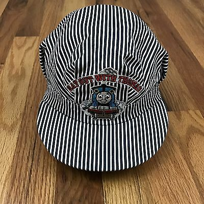 Day Out With Thomas Tank Engineer Train Conductor Boys Youth Hat Cap 2010