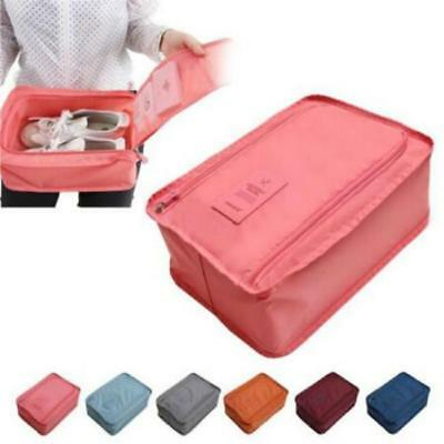 Travel Waterproof Shoes Pouch Bag Portable Storage Organizer Box New 6a