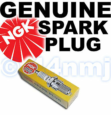 1x NEW GENUINE NGK Replacement SPARK PLUG BPR6ES Stock No. 7822 Trade Price