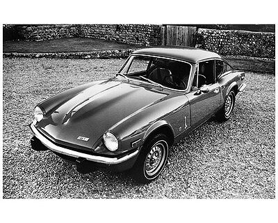 1973 Triumph GT6 Factory Photo ca6813