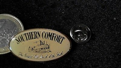 Southern Comfort Logo Pin Badge