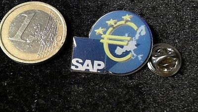 SAP Pin Badge Euro