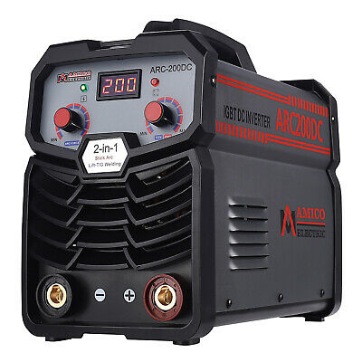 ARC-160D, 160 Amp Stick Arc Welder IGBT DC Welding 110/230V Dual Voltage New