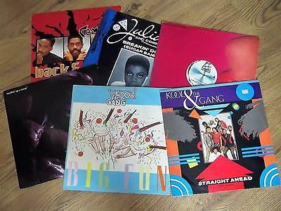 "6 X 12"" Records - Job Lot - Soul & Disco Collection"