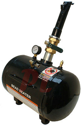 AIR BEAD SEATER 5 Gallon Tire Seating Blaster Inflator ATV Tractor Truck 165 PSI