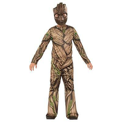 NEW Guardians of The Galaxy Vol 2 Groot size S 4/6 Official Licensed Costume