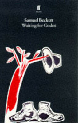 Waiting for Godot: a tragicomedy in two acts by Samuel Beckett (Paperback)