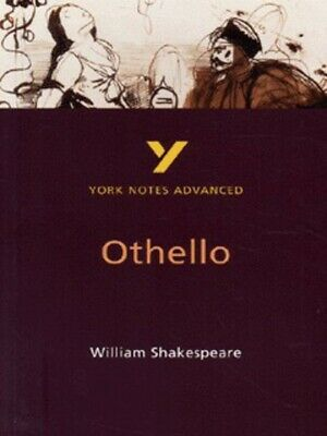 York notes.: Othello, William Shakespeare: notes by Rebecca Warren (Paperback)