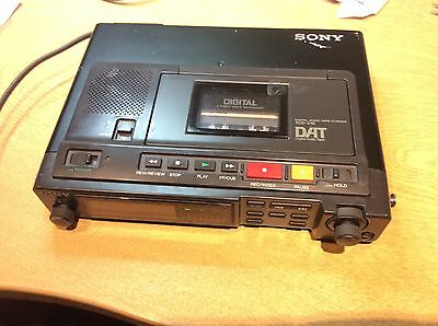 Sony Dat Recorder Tcd-d10