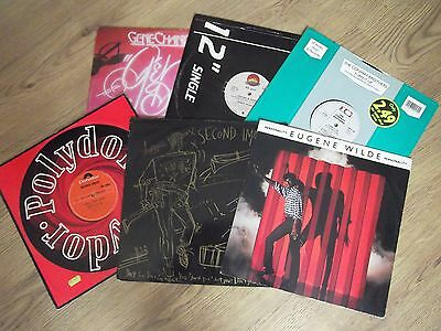 "6 X 12"" Records - Job Lot - Funk & Disco Collection"