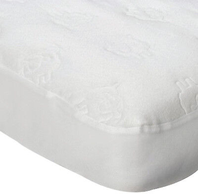 Travel Cot Water Resistant Mattress protector - Embossed Sheep 1394180...