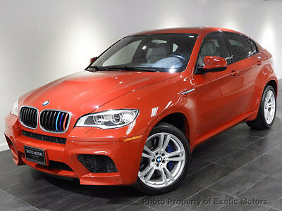 2013 BMW X6  2013 BMW X6 M AWD NAV REAR-CAMERA HUD COLD-WEATHER/DRIVING-ASSISTANCE MSRP$100k