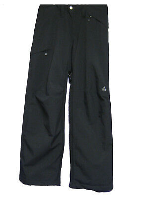 Nike Womens Ladies ACG FIT-STORM THERMORE Ski Trousers Medium Black AUTHENTIC