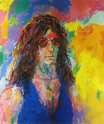 HD PRINTS On Canvas Decor Wall Art LeRoy Neiman howard stern No Frame 14 H354