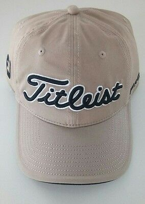 Titleist Low Rise Golf Cap