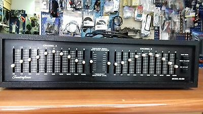 soundcraftsmen model se 450 audio equalizer equalizzatore 10 bande