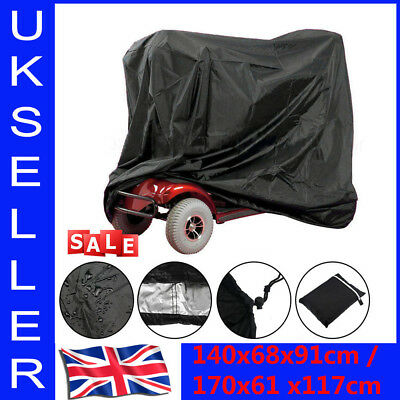 Heavy duty Waterproof Mobility Scooter Storage Cover lightweight Rain Protector
