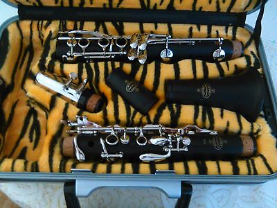 Fully Serviced & Ready To Play Buffet Crampon B10 B Flat Clarinet