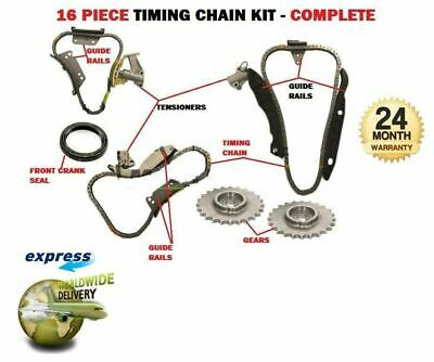 For Hyundai H1 Iload I800 Kia Sorento 2.5Td Crdi D4Cb Engine Timing Chain Kit