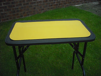 Large Dog Grooming Trolley Table Over-Mat / Dog Grooming Table Over-Mat -  3mm