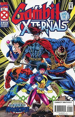 Gambit and the Xternals #1 (March 1995, Marvel) NM