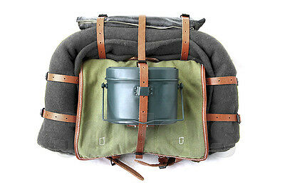 WWII Chinese army field backpack