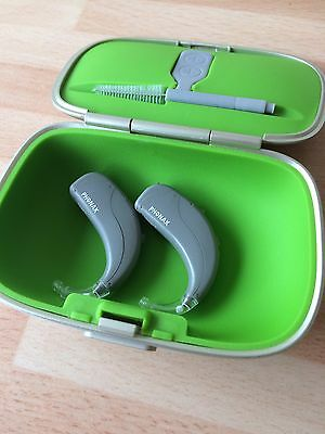 Pair Of Phonak Naida S V SP Digital Hearing Aids