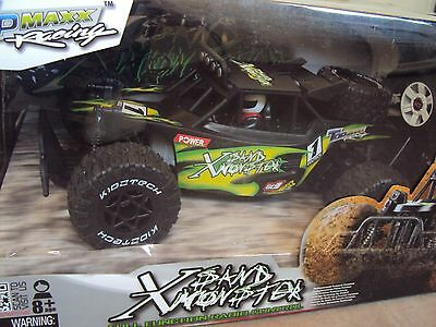 Voiture R/c 1:14° X Sand Monster Neuf