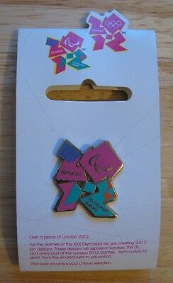 Olympic Paralympic Games 2012 Collector's Pin London