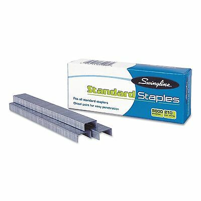 Swingline Standard Staples 5000 Count SWI35108 ( Pack of 5 ) ***NEW***