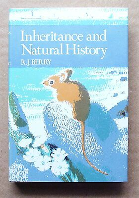 New Naturalist No. 61 Inheritance and Natural History 1st edition 1977 Collins