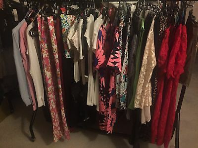 New Ladies Wholesale Job Lot Bundle Rail Of Mixed Clothes Ebay Car Boot 20 Items
