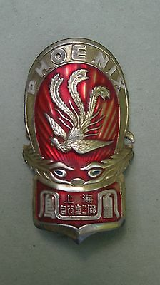 Phoenix headbadge