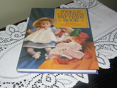 Doll Clothes pattern Boon Roselyn Gadia Smitley Barbie Cabbage Patch baby Dolls