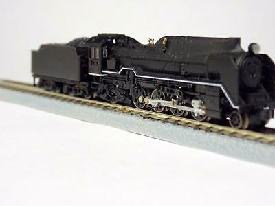 Z Scale Tenshodo D51 Steam Dcc Only Ctelektroni Decoder