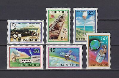 s16799) BARBADOS  MNH** Nuovi** 1979  Space project 6v