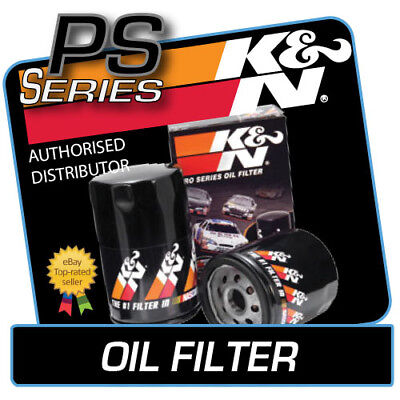 PS-1017 K&N PRO Oil Filter fits HUMMER H2 6.2 V8 2008-2010  SUV