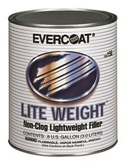 Evercoat Lite Weight Body Filler FE-156 (GALLON) FIB 156