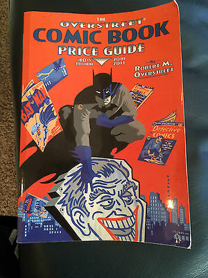 40th Edition Comic Book Price Guide 2010-2011 Robert M. Overstreet