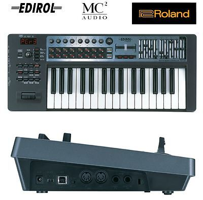 Roland PCR-300 EDIROL USB MIDI-Keyboard Controller MC² Audio
