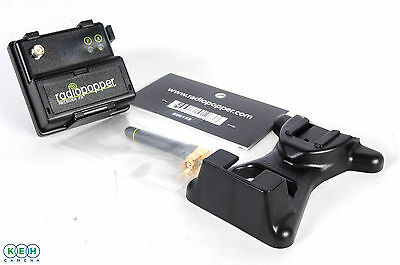 RadioPopper PX Receiver (HSS and iTTL/ETTL Compatible) w/Nikon Mount Bracket