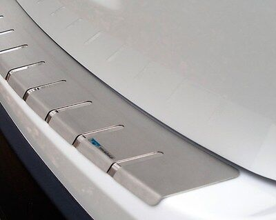 Stainless Steel Rear Bumper Protector Cover MITSUBISHI OUTLANDER FL 2015-2017