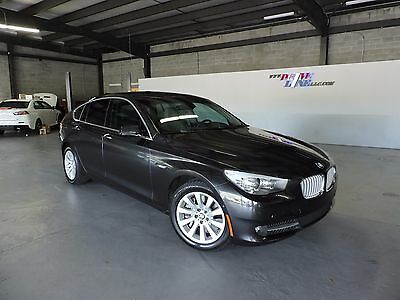 2011 BMW 5-Series  2011 BMW 550i GT Gran Turismo - BI-TURBO RARE! LOADED! CLEAN CARFAX! MUST SEE