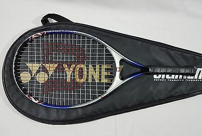 Yonex tennis racket cover with wilson  racket