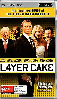 Layer Cake  Umd Video For Psp