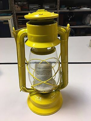 New Vintage Paraffin Kerosene Hurricane Lantern Lamp MEVA #865 Czech Republic