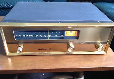 High Fidelity By Pilot Tube Radio Tuner Fm-660