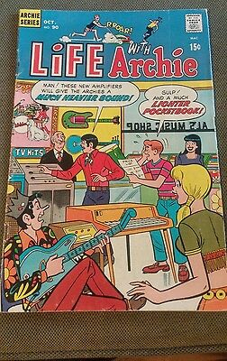 Life with Archie #90 (Oct 1969, Archie)
