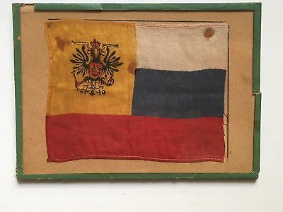 Antique 1914 Russian Imperial National Flag