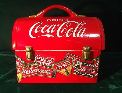 Coca-Cola Gibson Lunch Box Cookie Jar